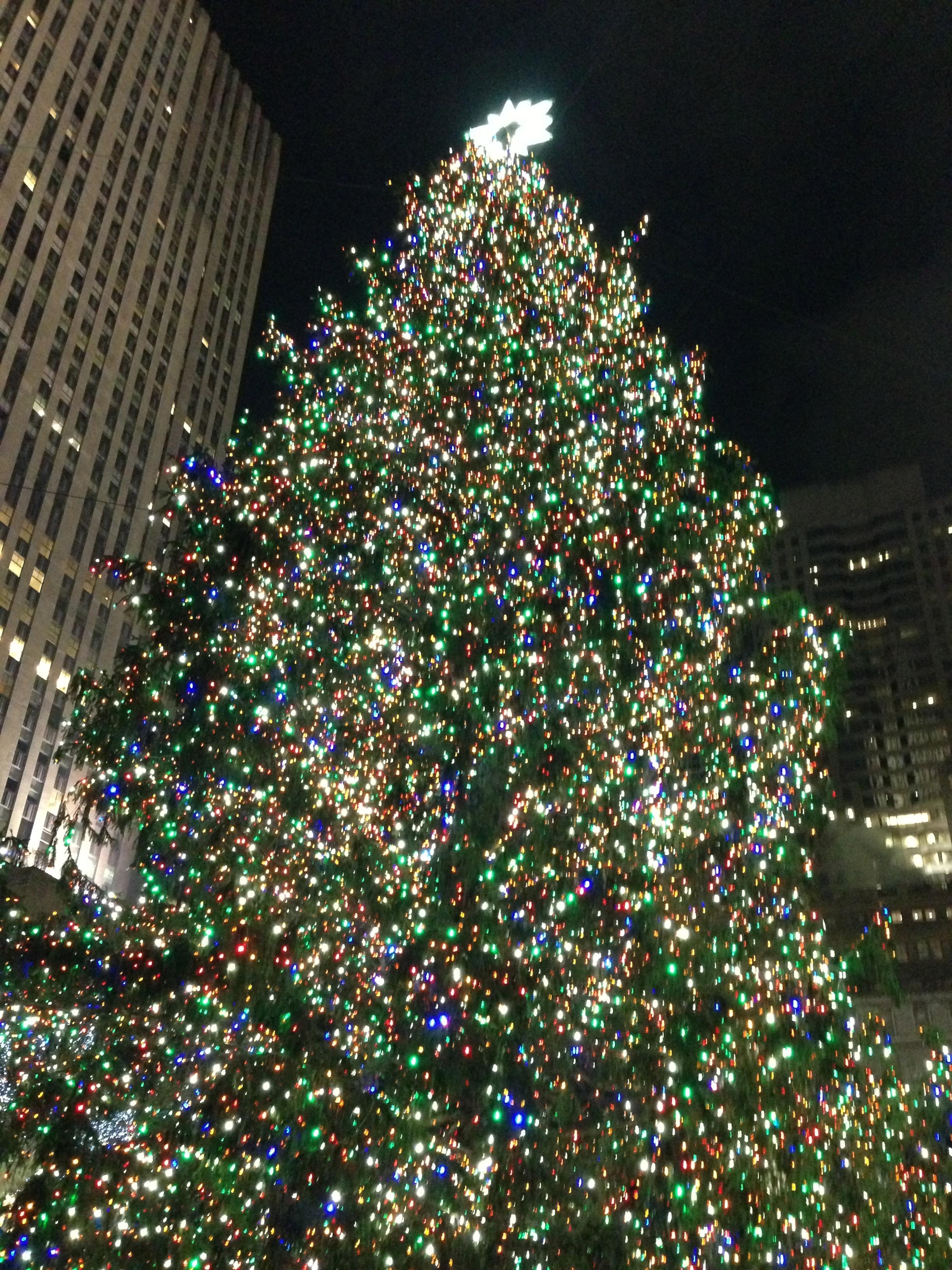 2012 Rockefeller Center